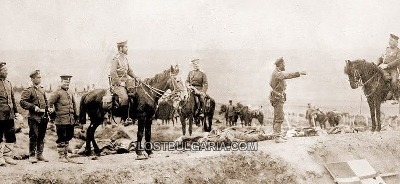 Болгария штурм Одрина Турция война