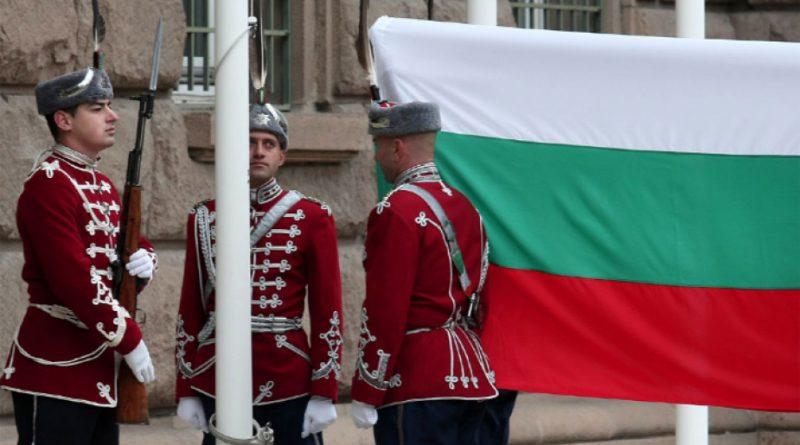 знамя, флаг Болгария