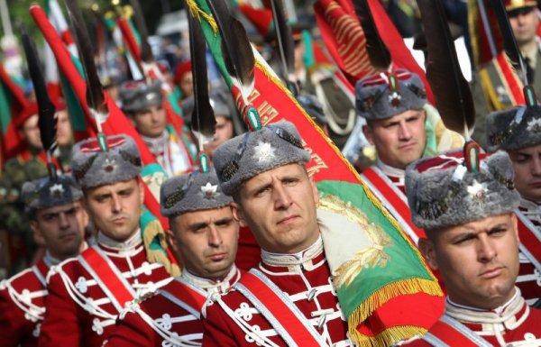 армия праздник день храбрость Болгария