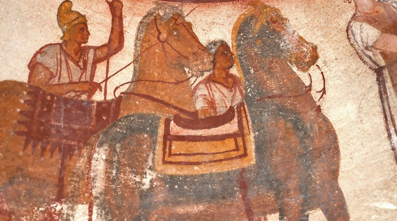 Казанлык гробница археология Болгария античность