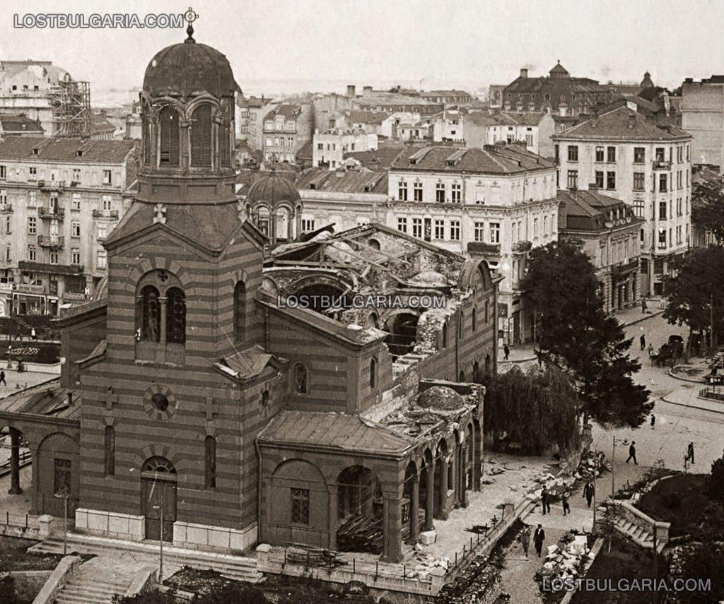 Теракт в соборе Святой Недели София Болгария