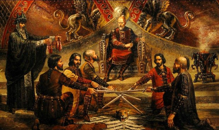 правители Болгария