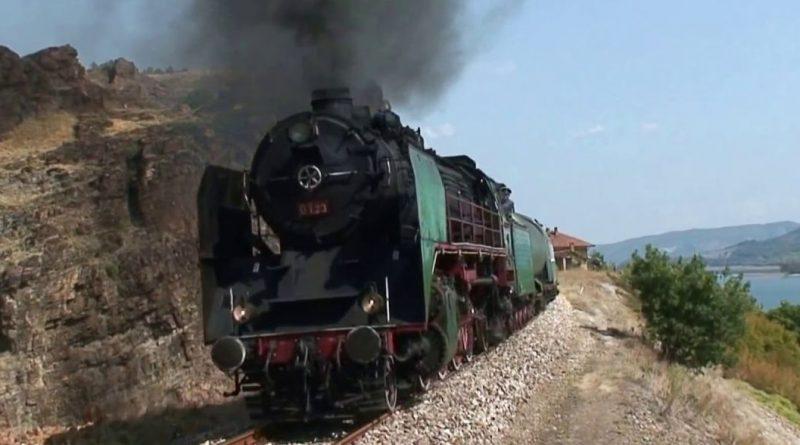 ограбление поезда Болгария