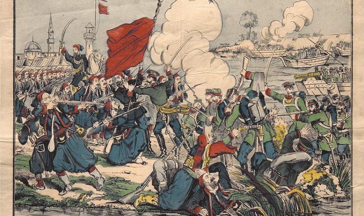 русско-турецкая война Болгария