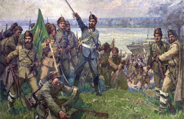 Ботев восстание Болгария