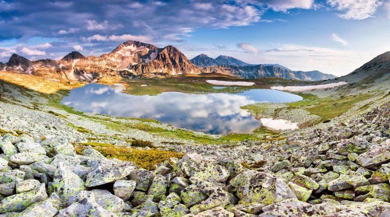 Тевно озеро