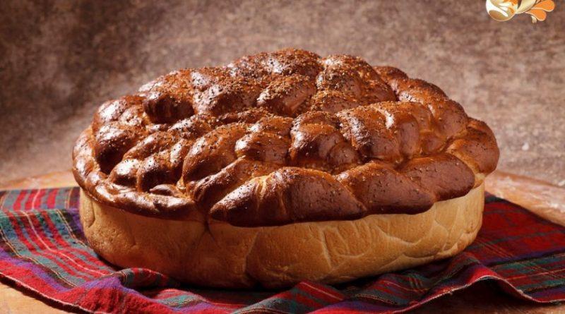 великден хлеб