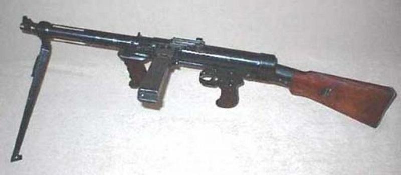 пулемет Николова