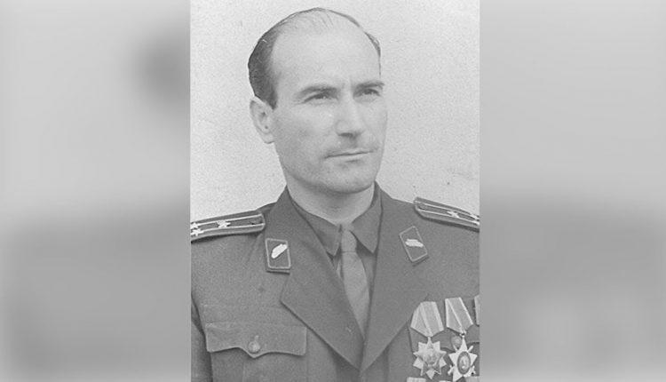 военный разведчик капитан Пеньо Пенев